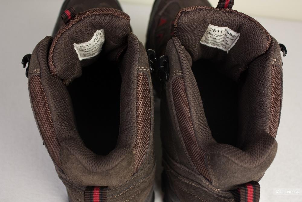 Треккинговые ботинки кроссовки TopTex Sportline с мембраной 42Ru /43Eu