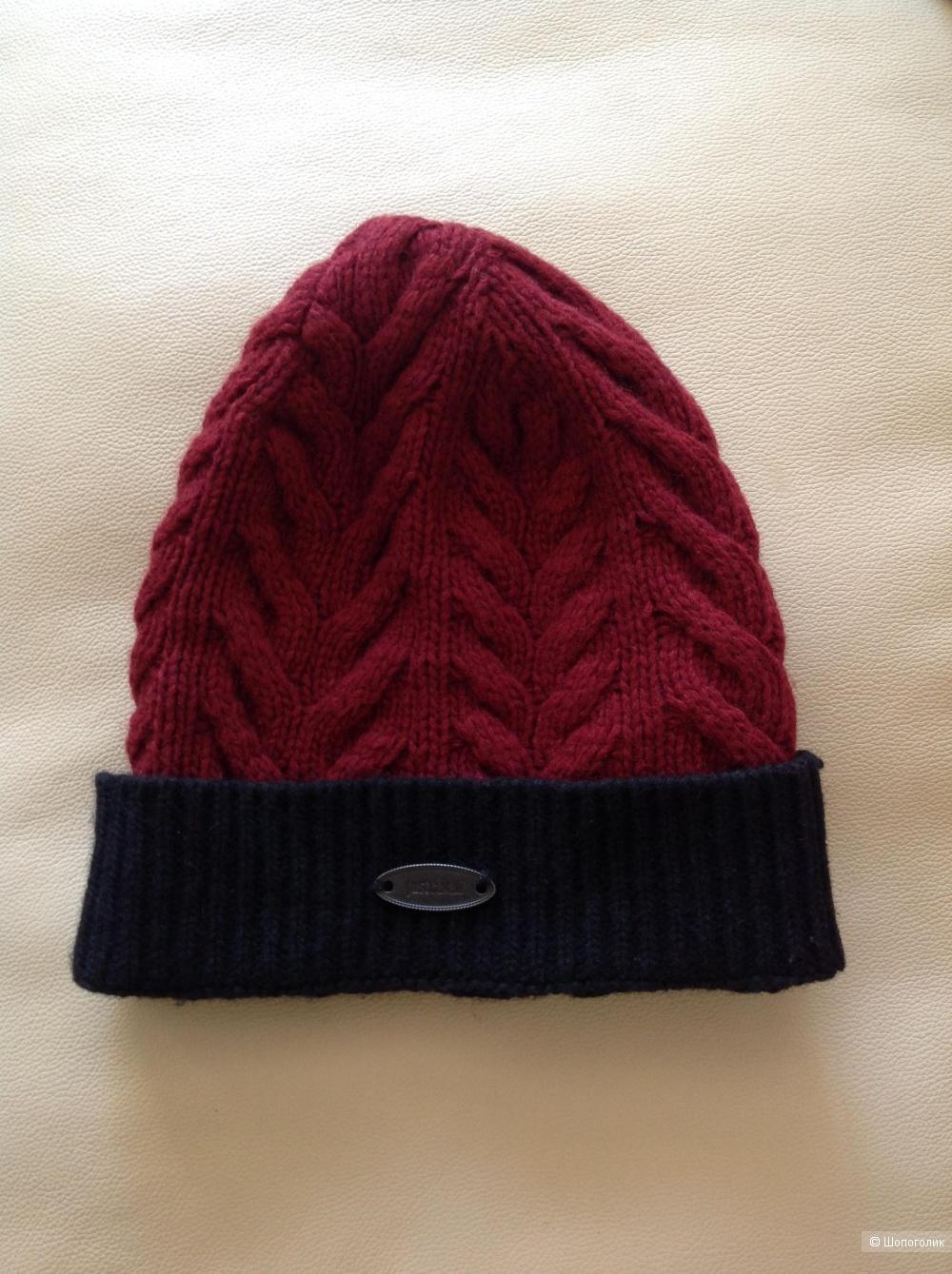 Сет: 2 шапки Just Cavalli и Ralph Lauren, размер 53-57
