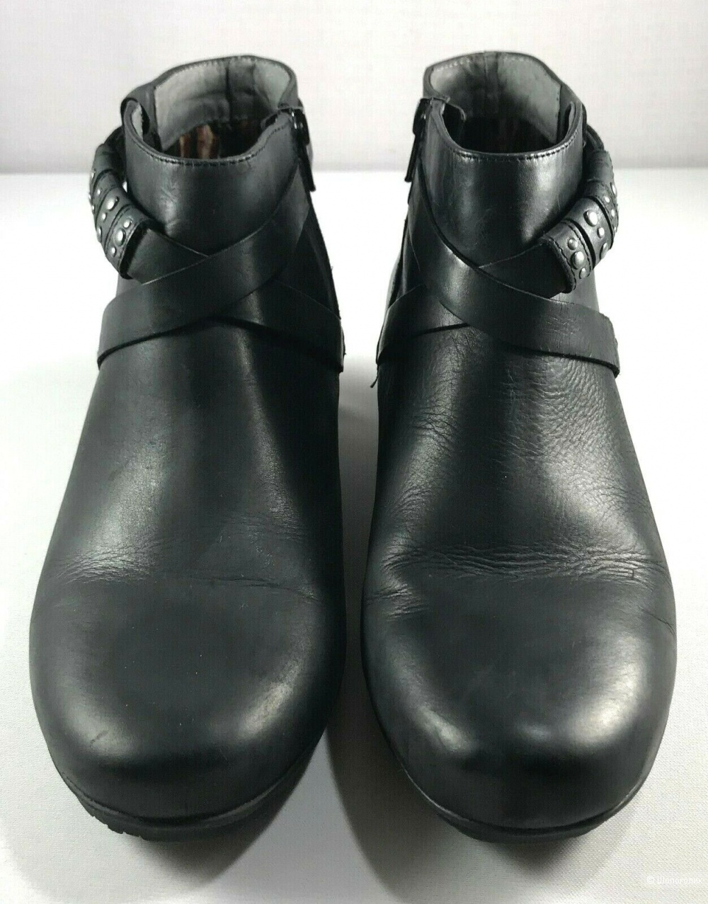 Кожаные ботинки Abeo bio system размер 10