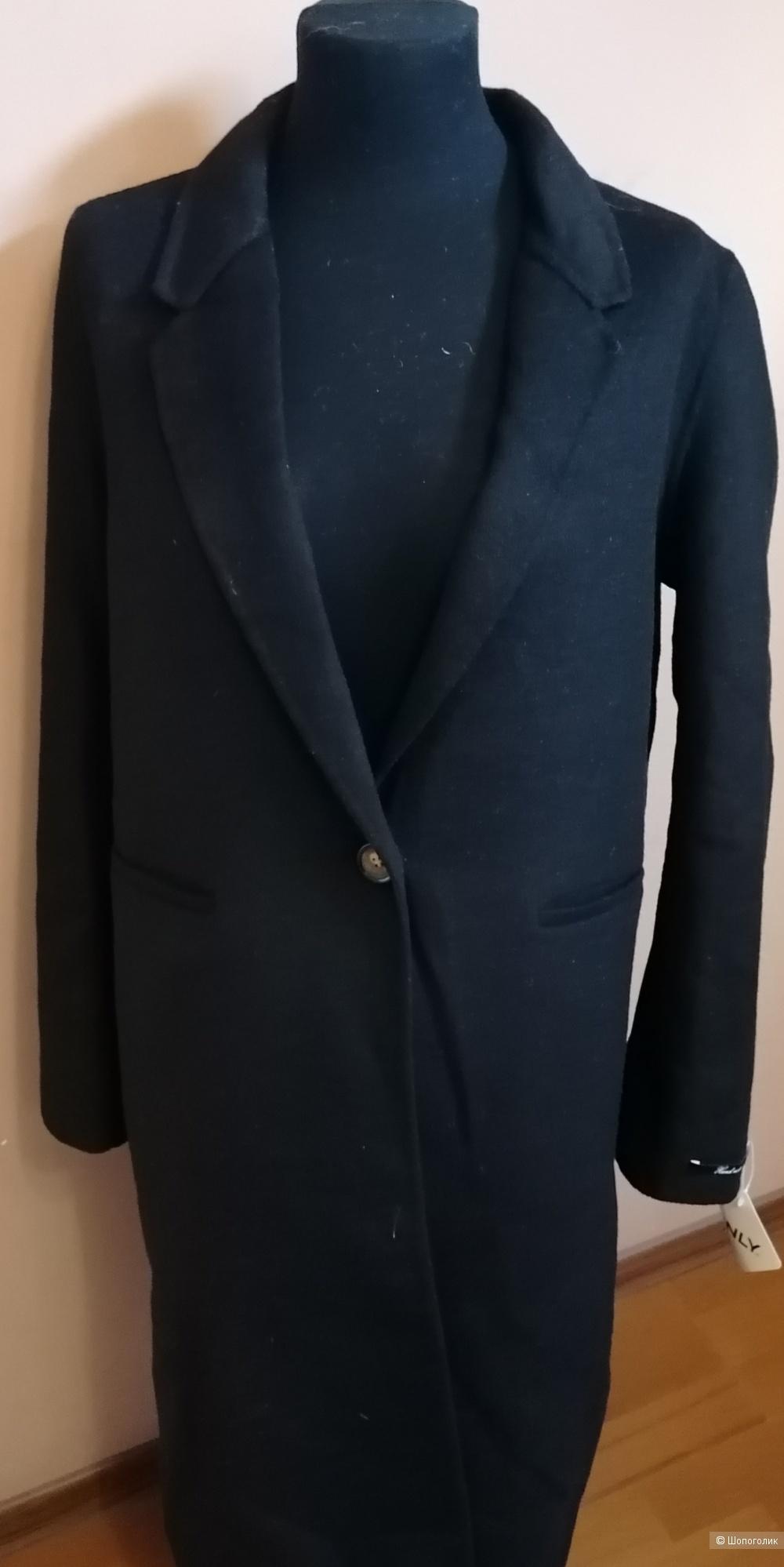 Пальто Only размер Xl шерсть