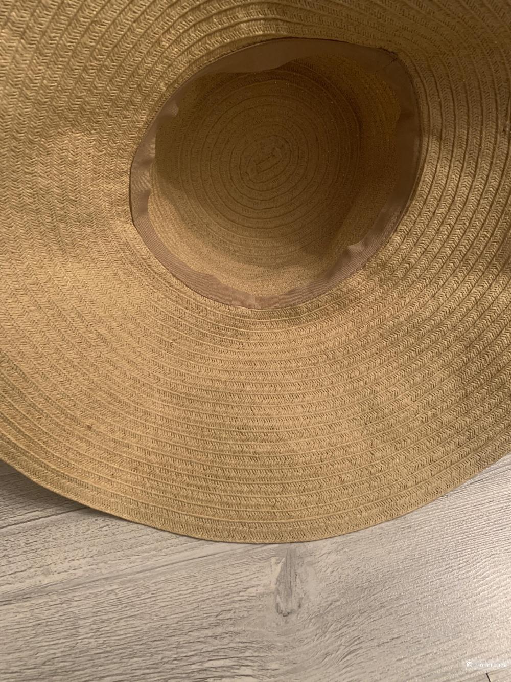 Шляпа соломенная Faberlic, one size