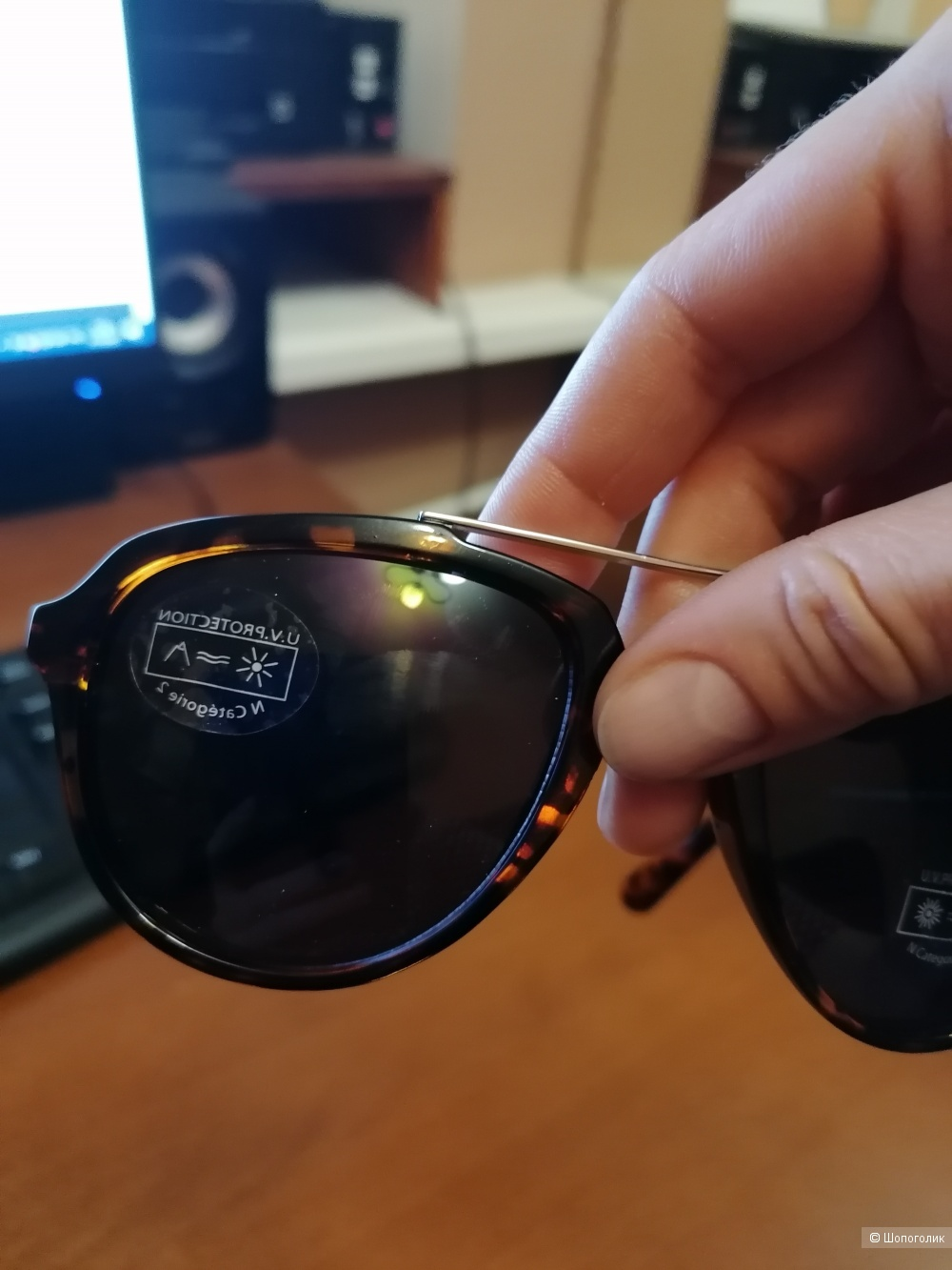 Очки солнцезащитные Selected