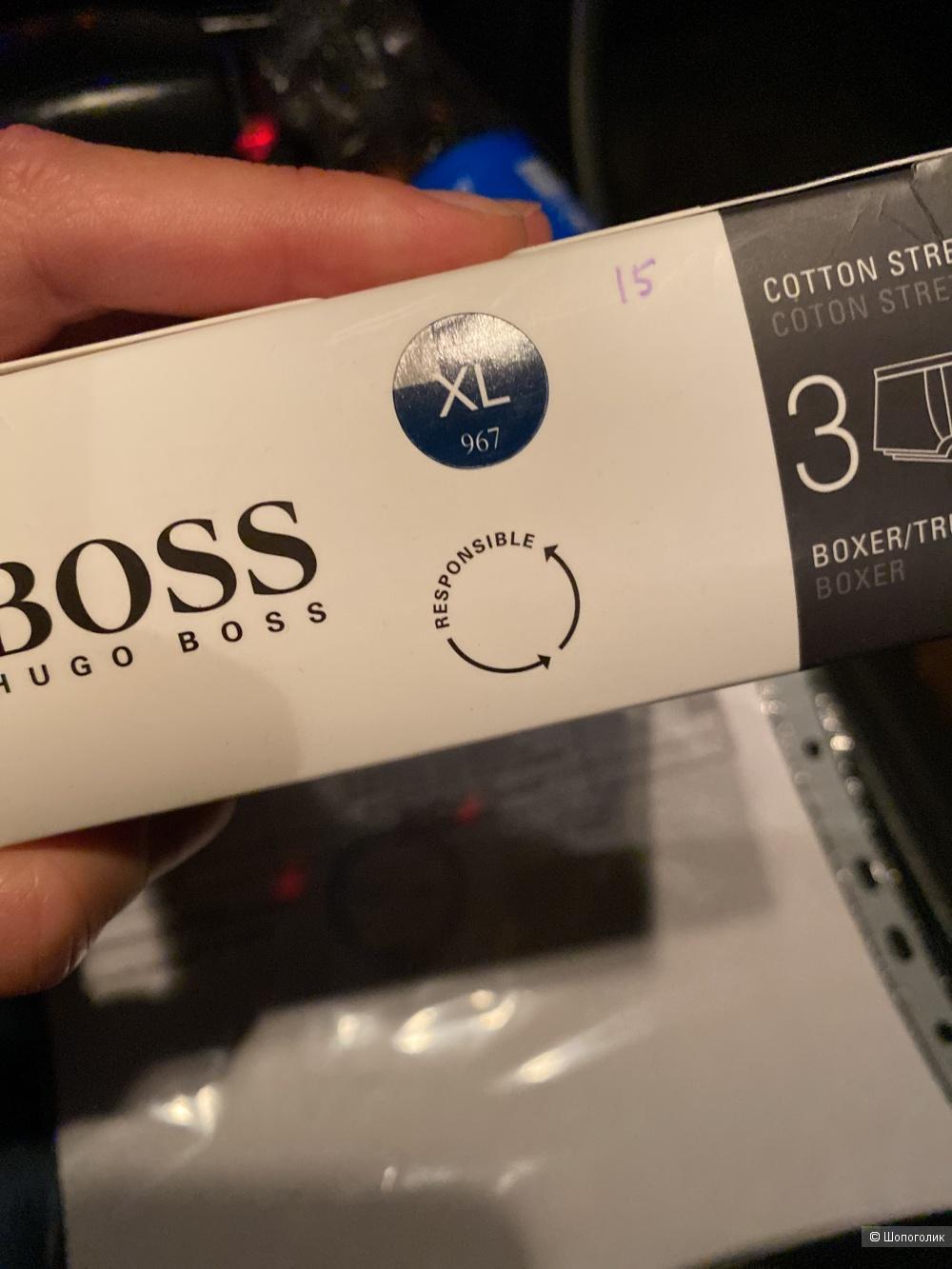 Боксеры Hugo Boss размер XL