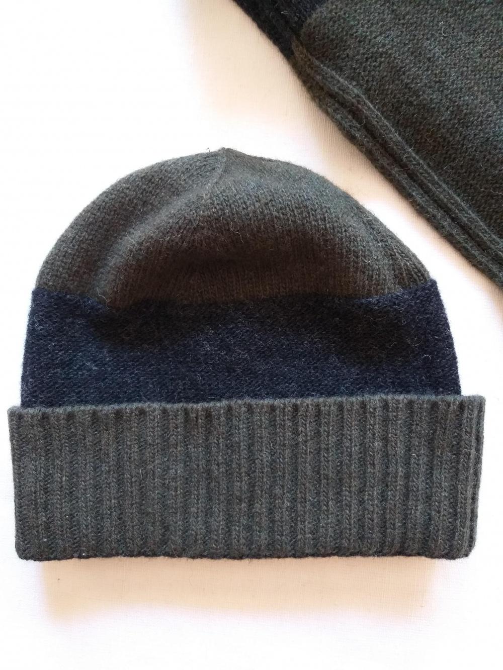 Комплект шапка и шарф RP Italy, размер 54-58, 180/25