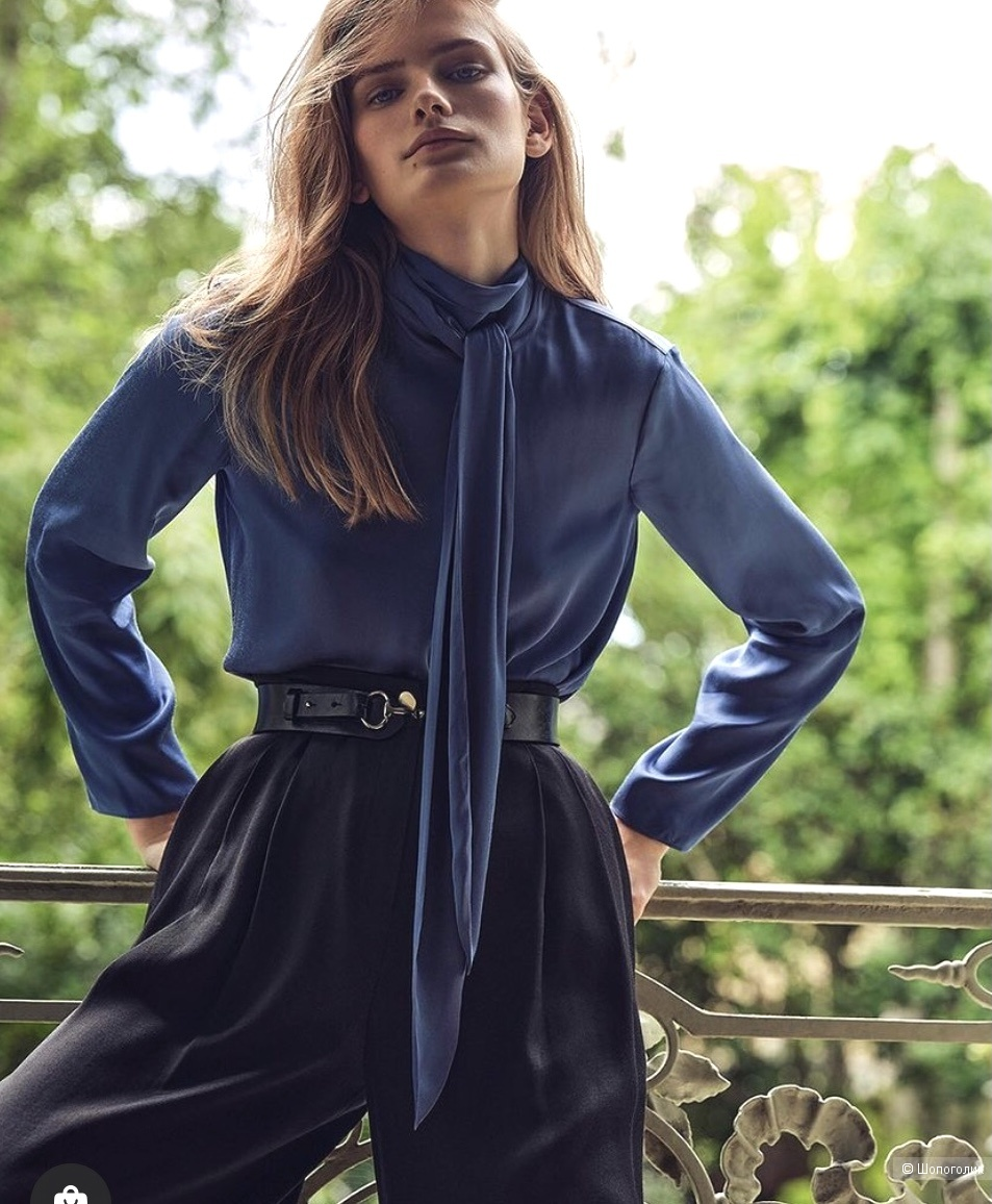 Блуза Massimo Dutti (38)44 размер.
