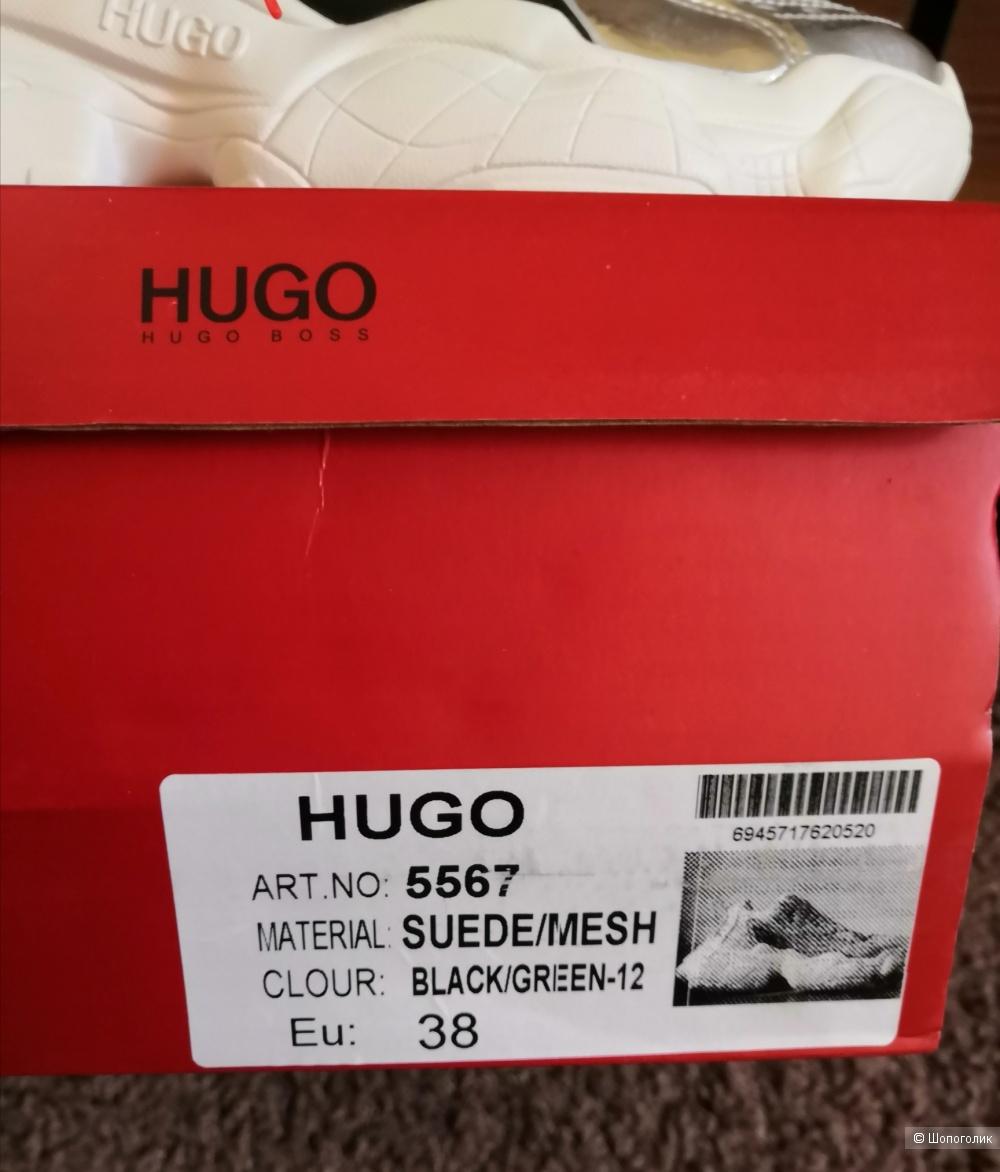 Кроссовки Hugo, размер 38