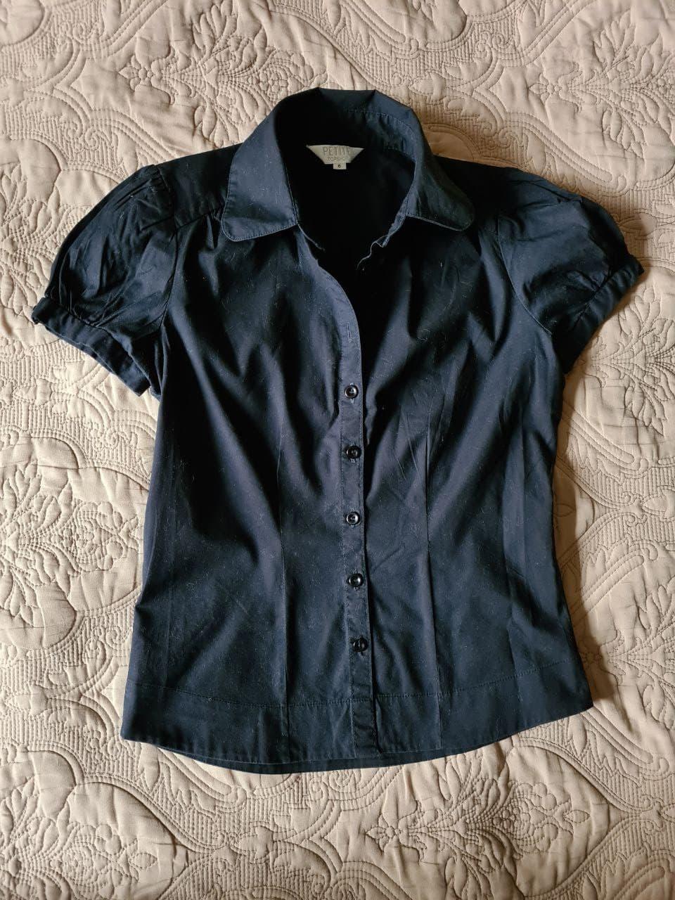 Рубашка TOPSHOP Petite XS