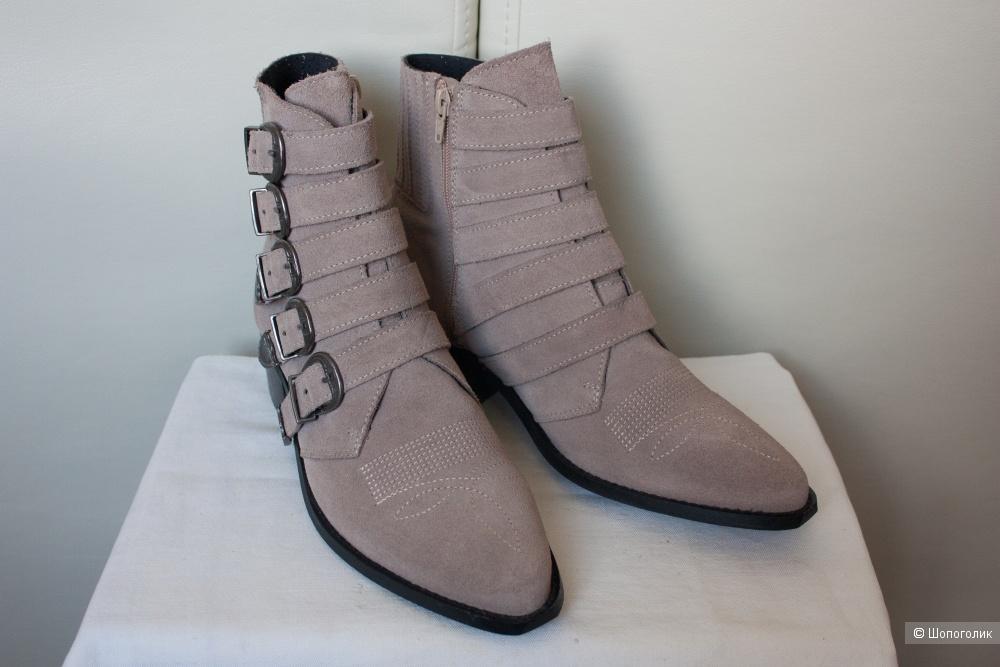 Ботильоны казаки So Jamie Ankle Boots, 40.5 /40-41Ru