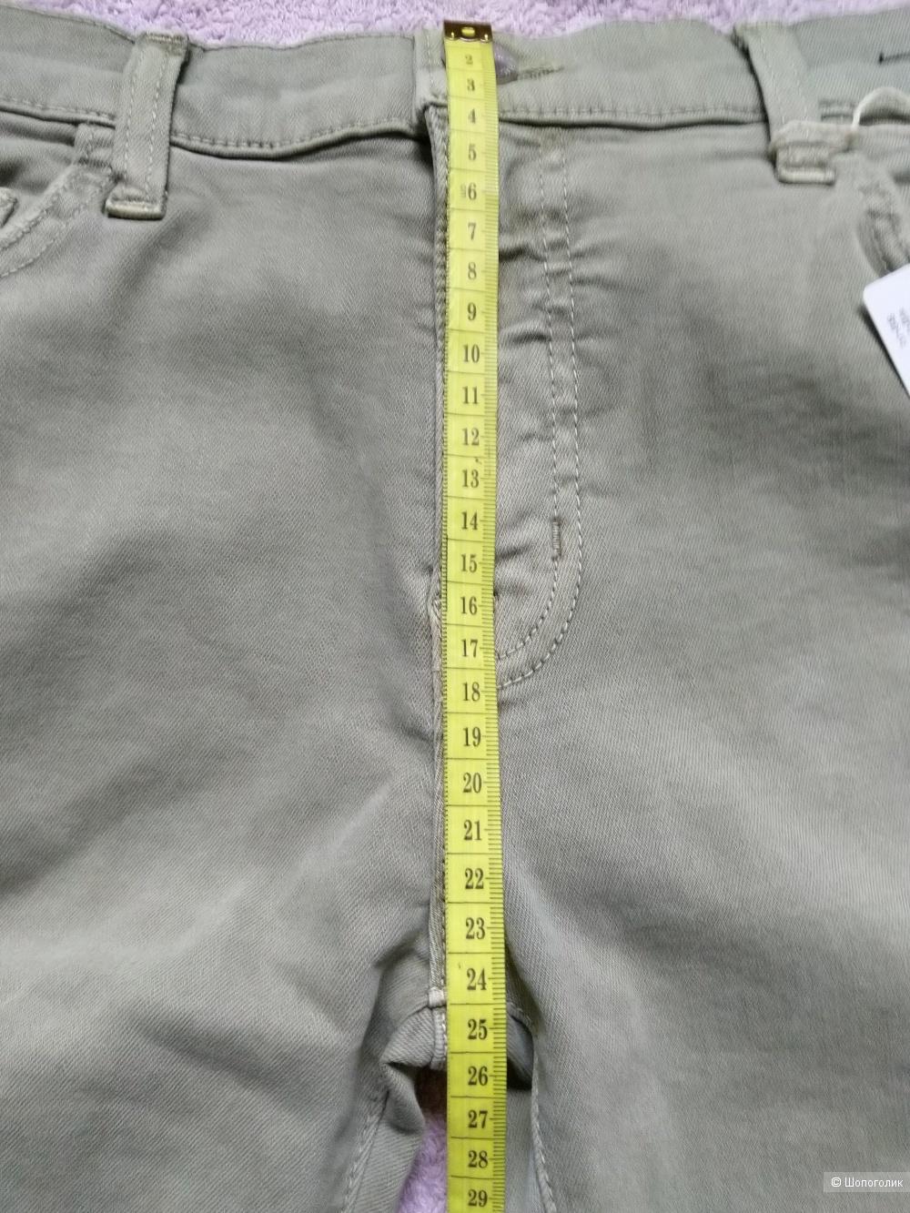 Джинсовые брюки CURRENT/ELLIOTT, размер 27