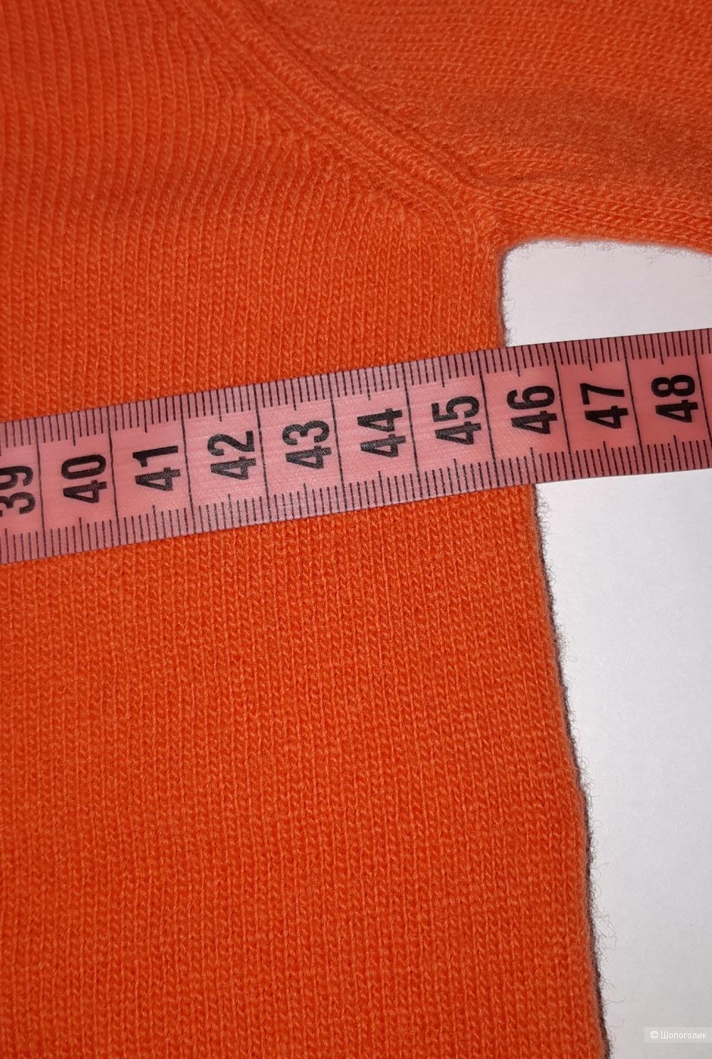 Шерстяная водолазка benetton, размер m
