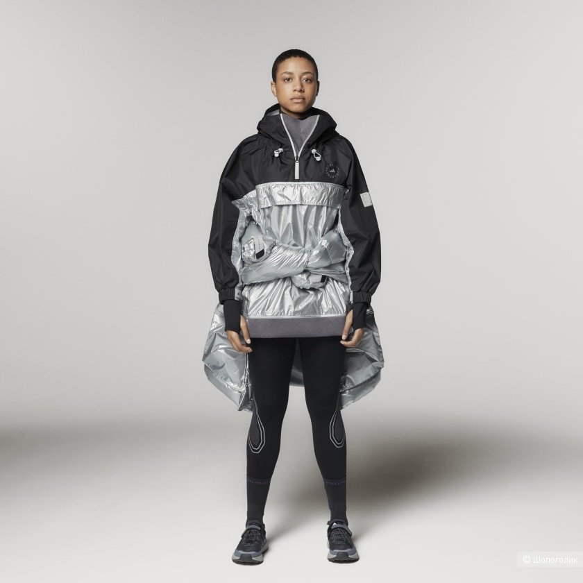 Пуховик Adidas by Stella Mccartney, размер 42-44-46