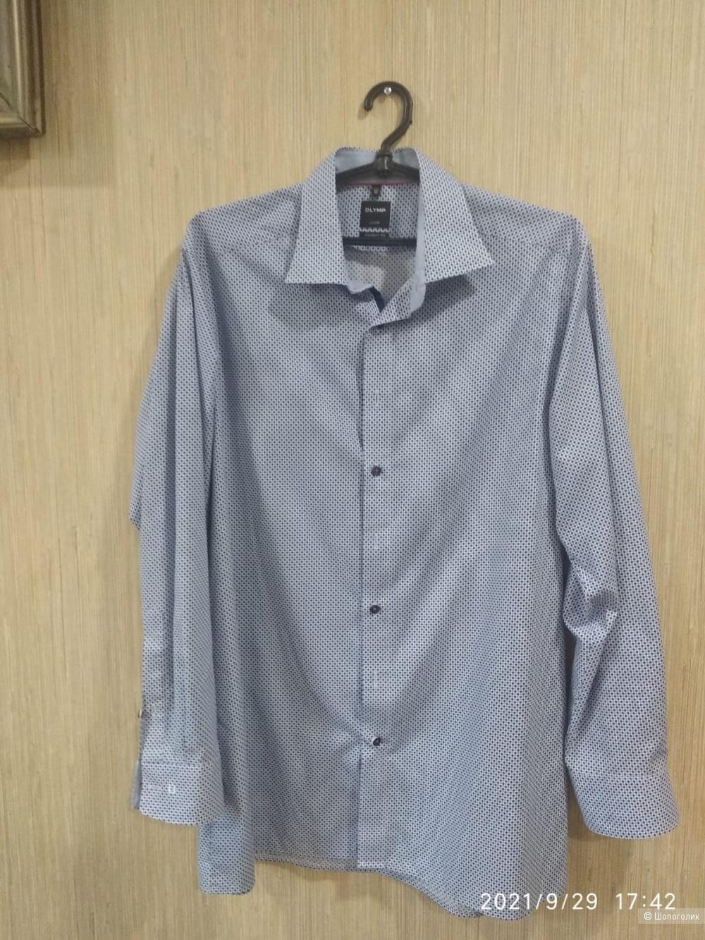 """Рубашка Olymp, размер 44 (17,5"""")"""