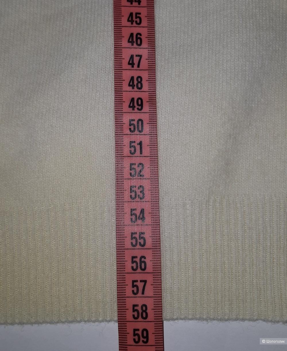 Шерстяная водолазка benetton, размер s/m