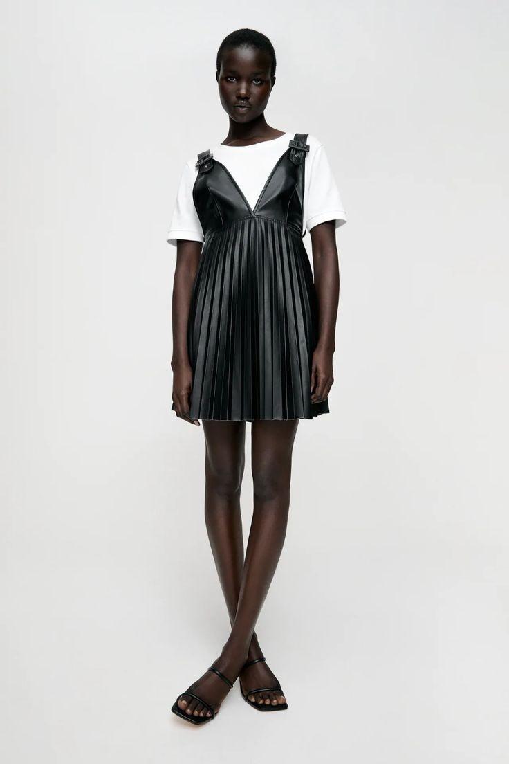 Платье-сарафан Zara размер S (42 российский)