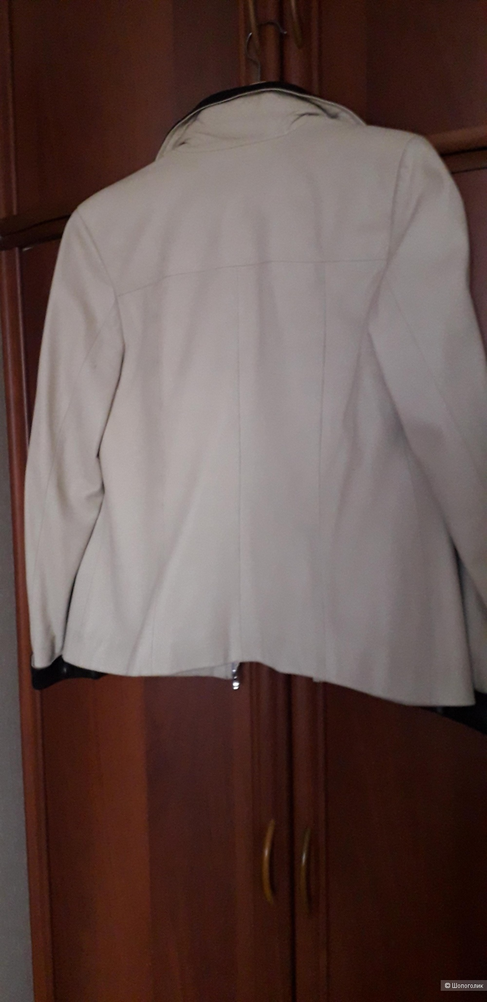 Кожаная куртка, FCcollection,46