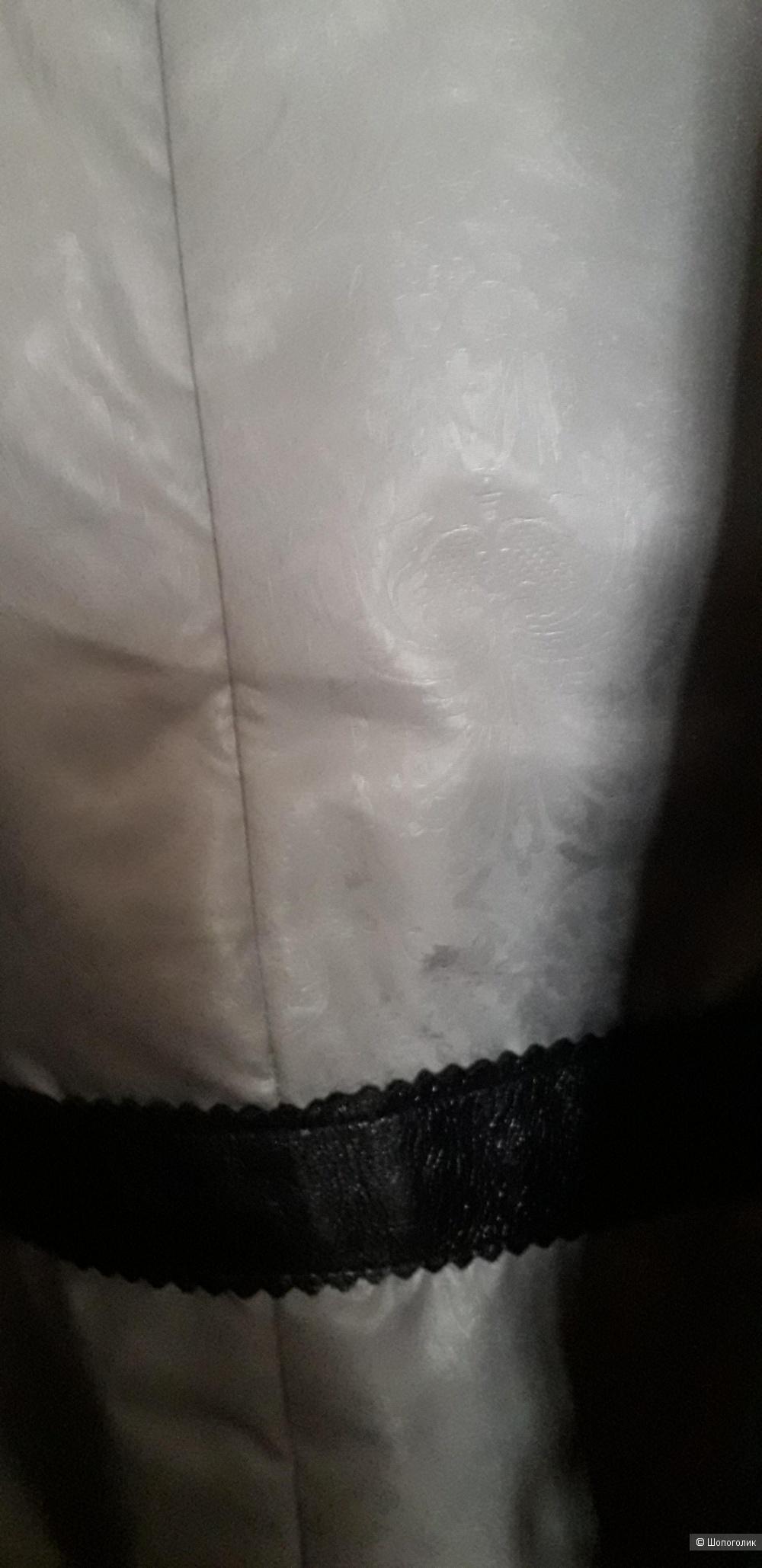 Куртка женская кожаная, FRACA,46