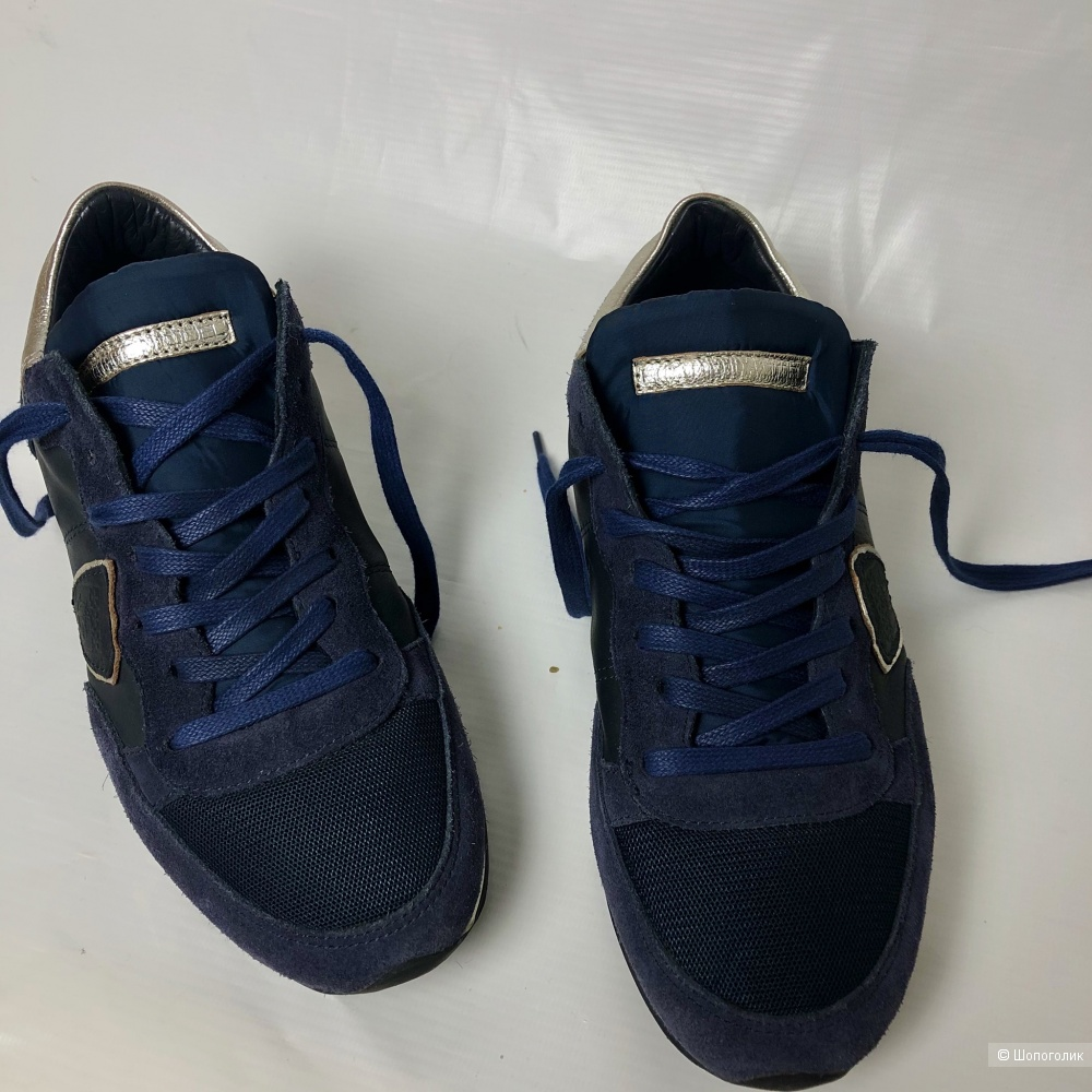 Кроссовки от Philippe Model  размер -37
