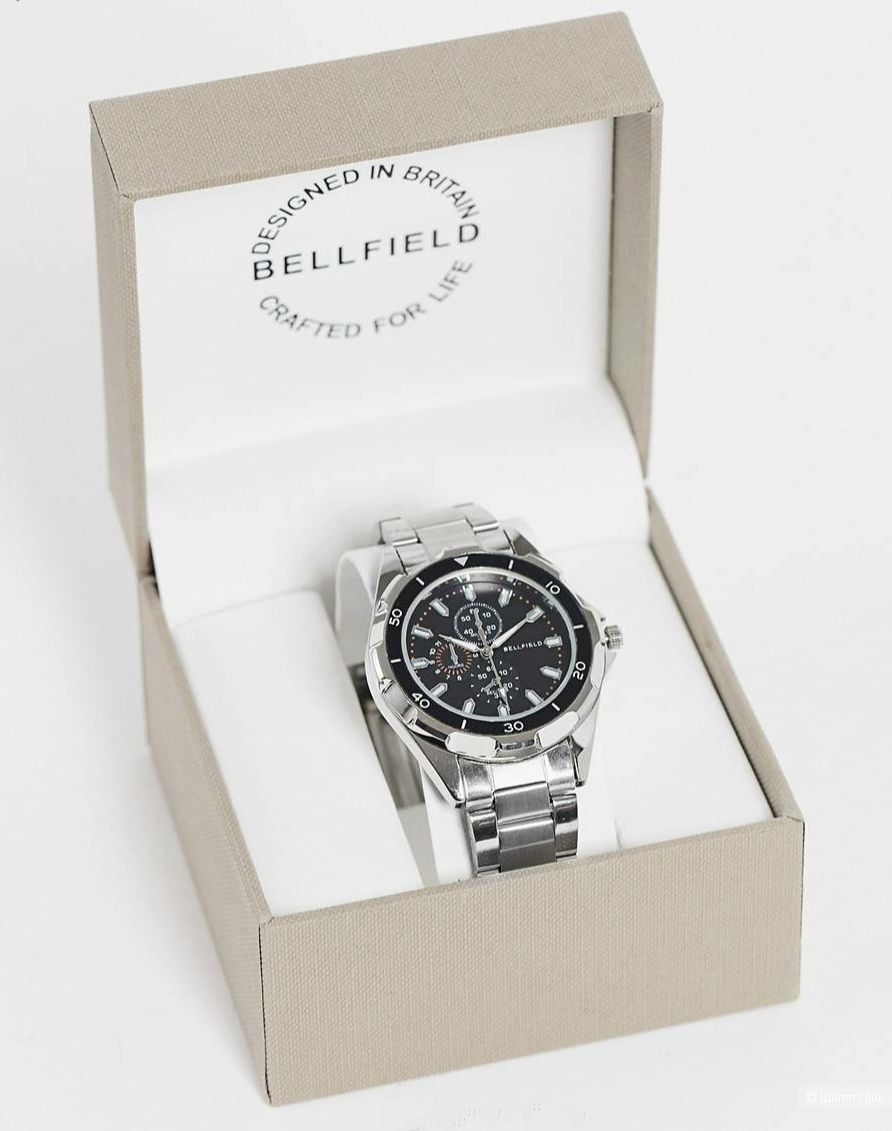 Часы  хронограф Bellfield
