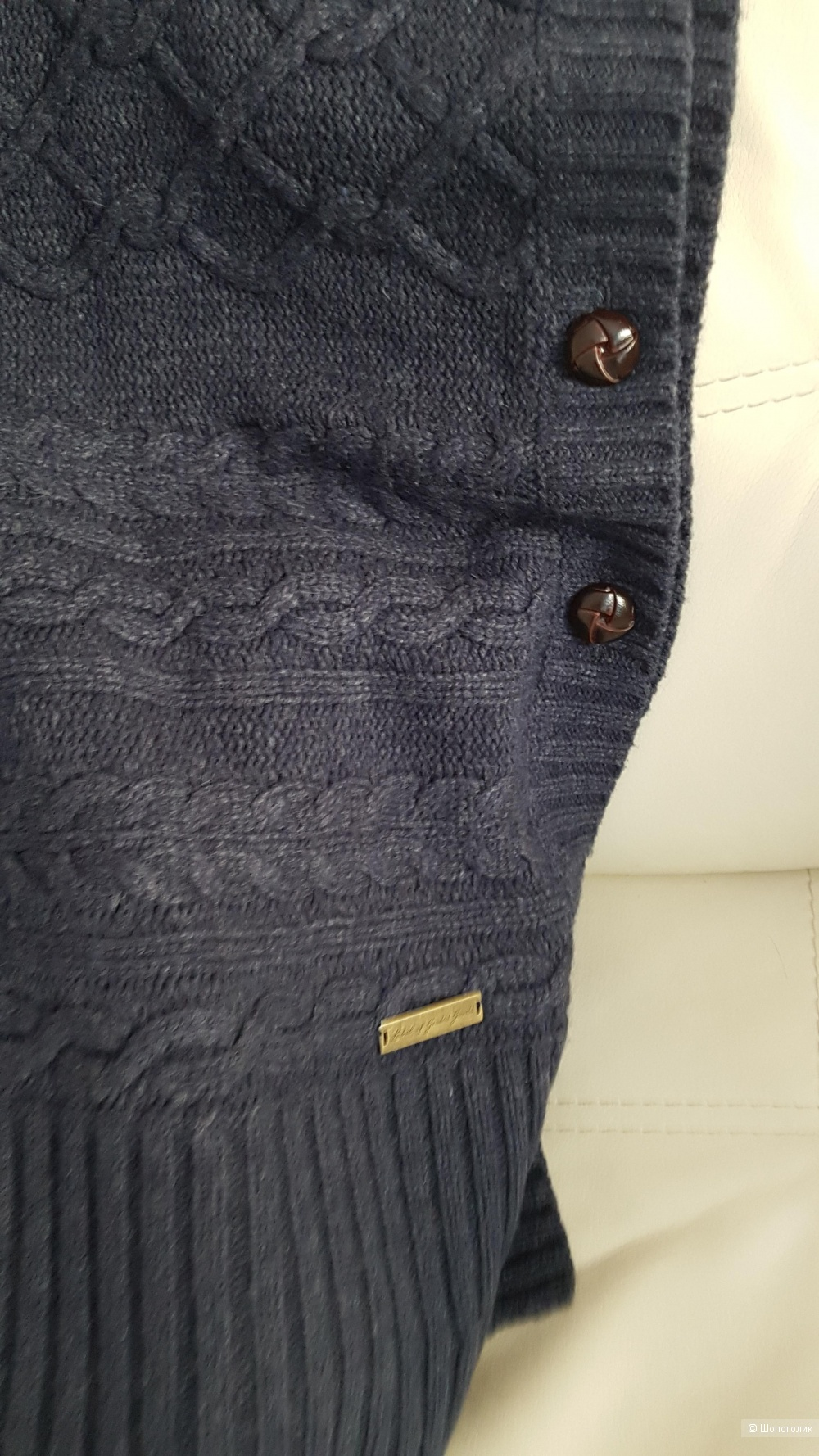 Пончо H&M, one size