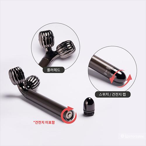 Вибророллер для лица с лифтинг эффектом WellDerma Face Lifting Vibrating Roller