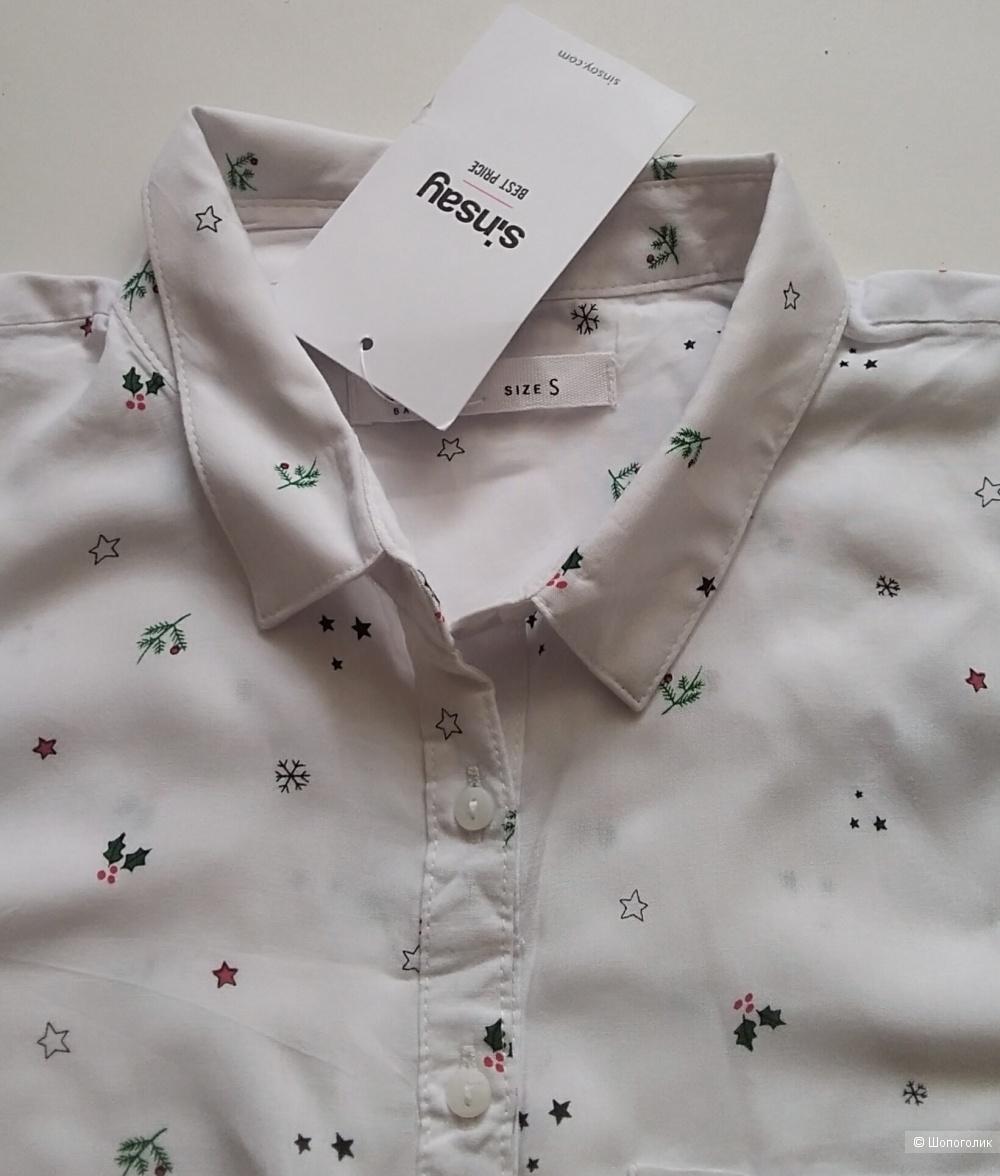 Рубашки и футболка SINSAY RESERVED S