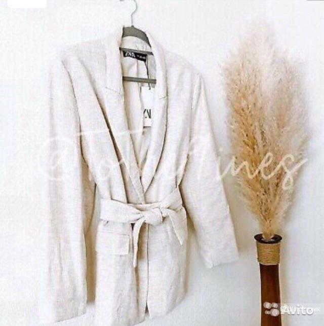 Блейзер Zara xs/s