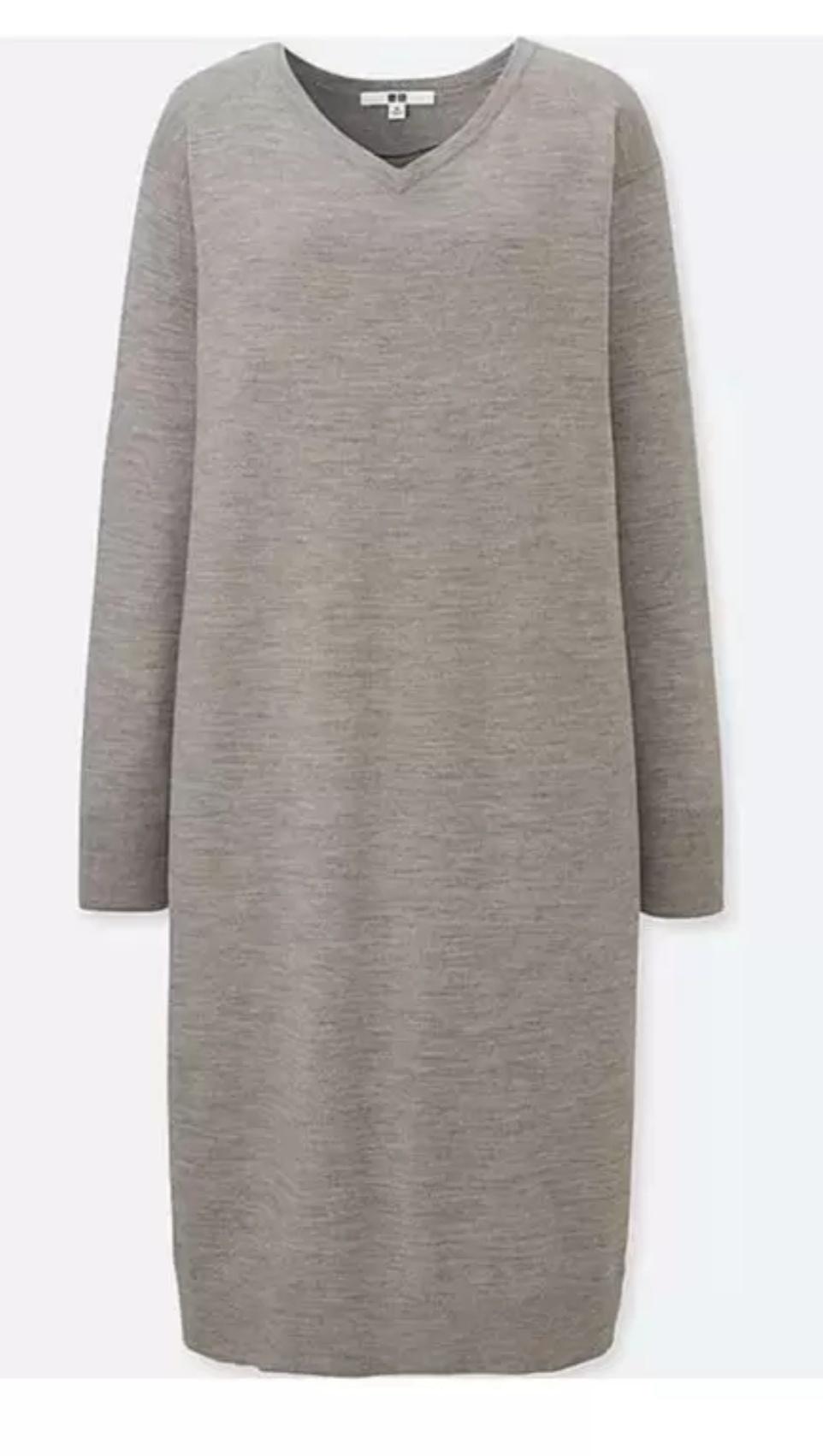 Платье Uniqlo р.L