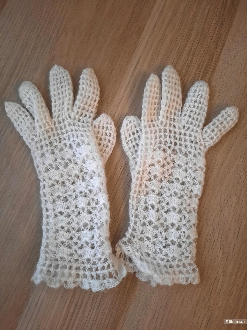 Перчатки, one size