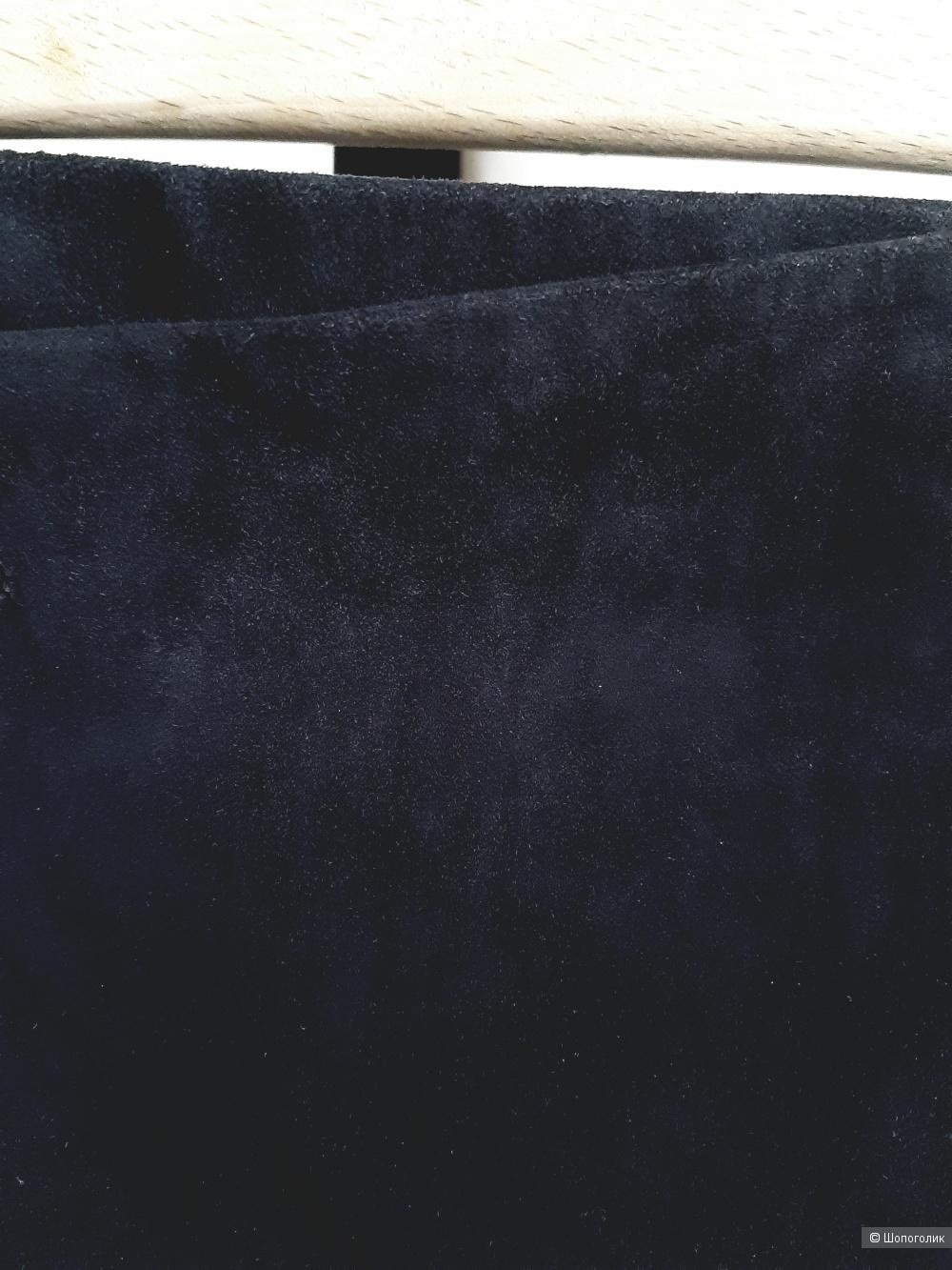 Юбка замшевая Mango, размер S/М