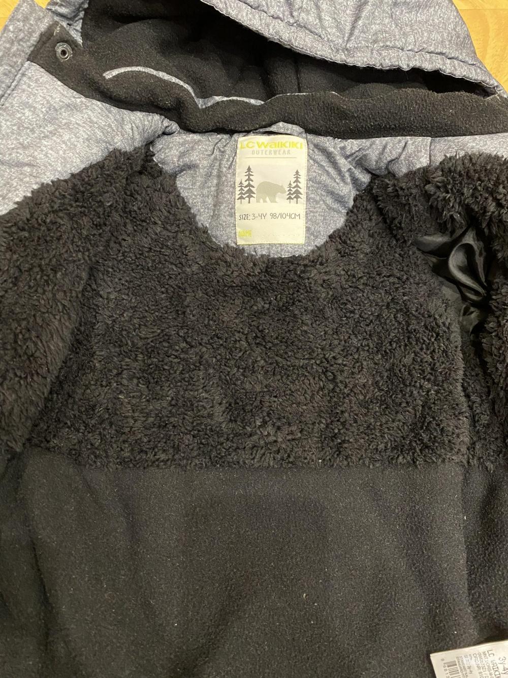 Куртка LC WAIKIKI , 3-4 года , 98/104 см