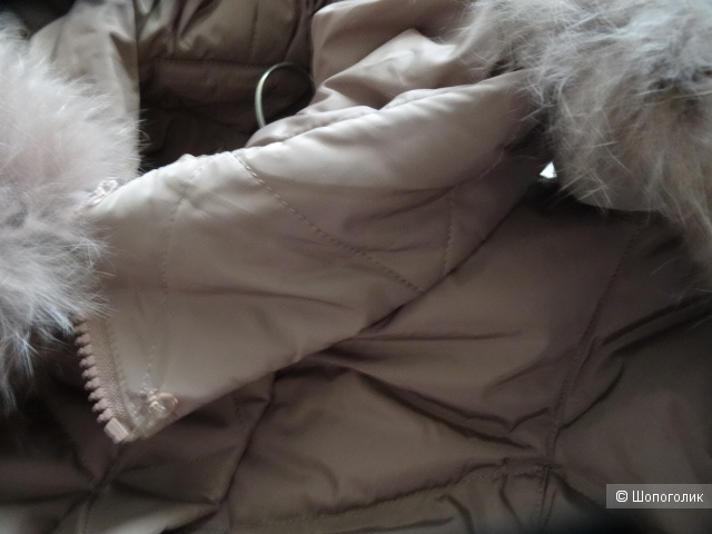 Пуховик bomscoli, размер 50-52
