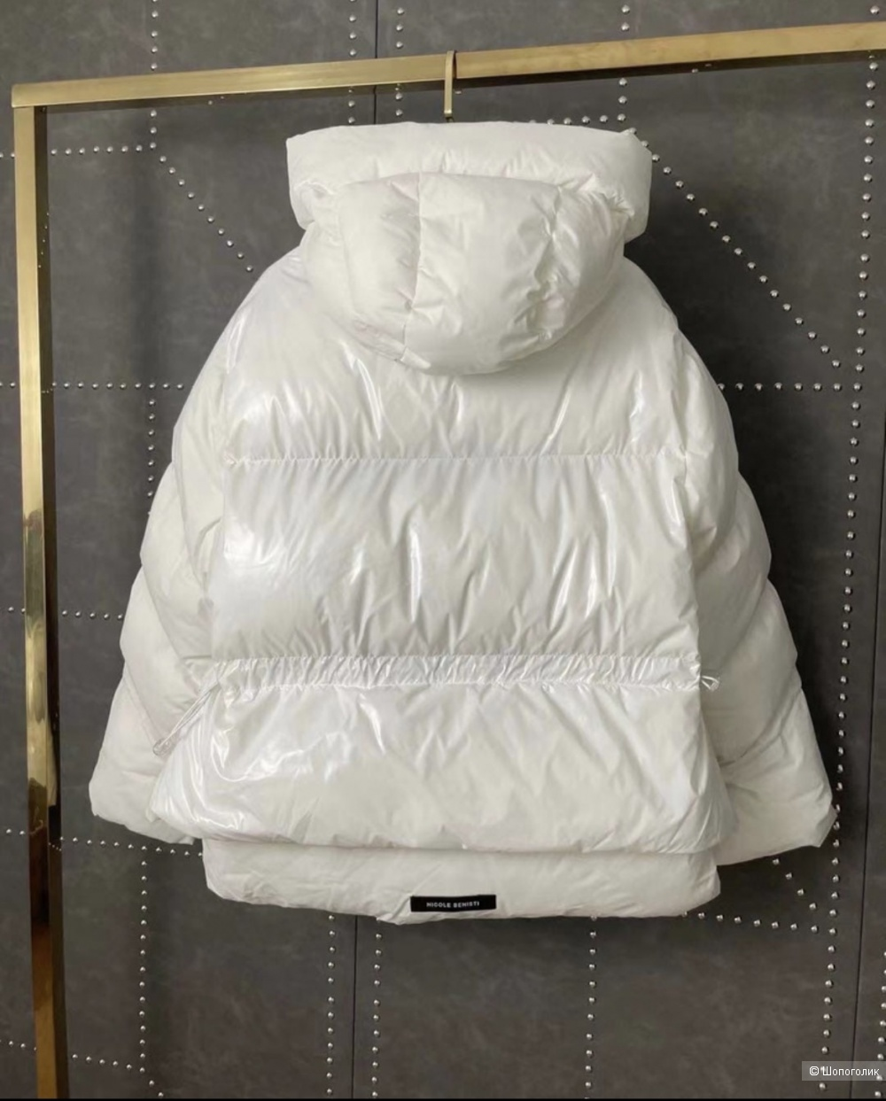Пуховик куртка NICOLE BENISTI,42-46