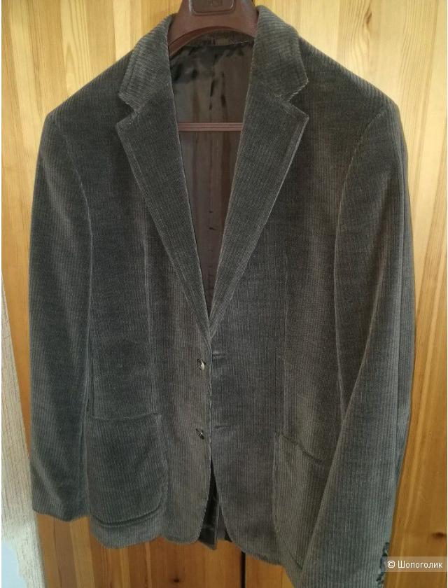 Пиджак вельветовый Hugo Boss размер 48-50