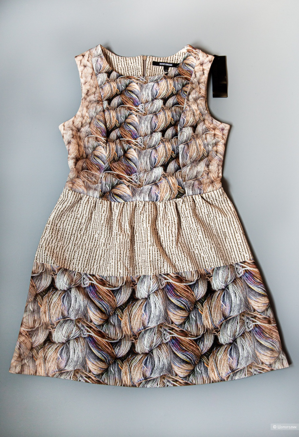 Платье TAKESHY KUROSAWA размер 40 итал. 42- 44 рос.
