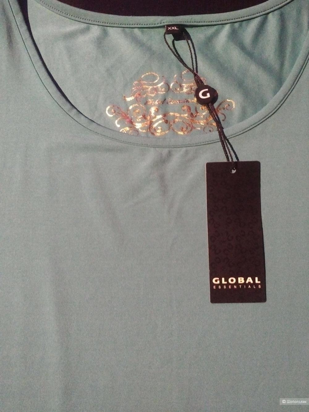 Топ женcкий бренда Global, размер 52