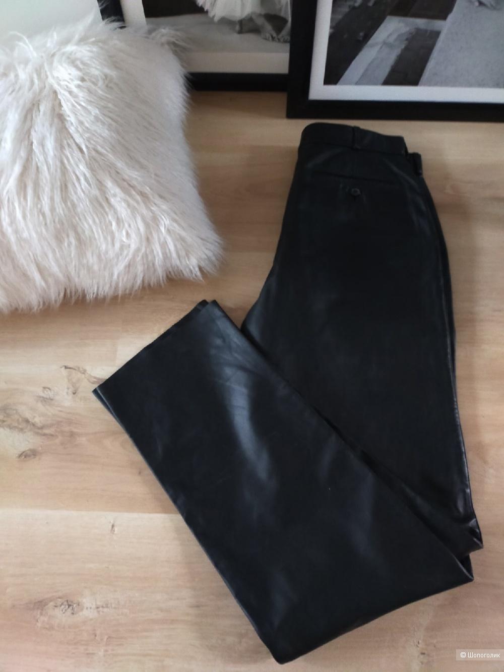 Кожаные брюки Raberg размер 32