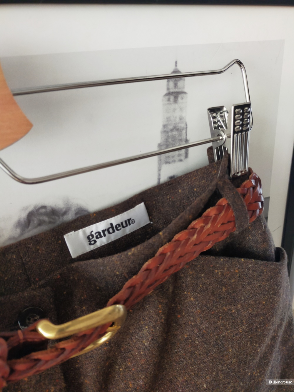 Шерстяные брюки Gardeur размер 42