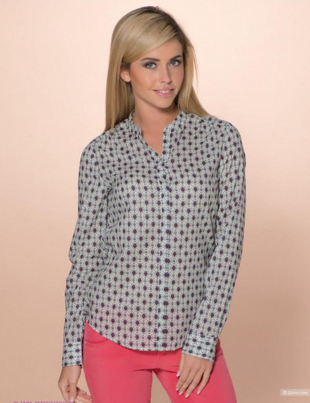 Блуза бело- розовая Marc O Polo , eur. 42 на 46-48
