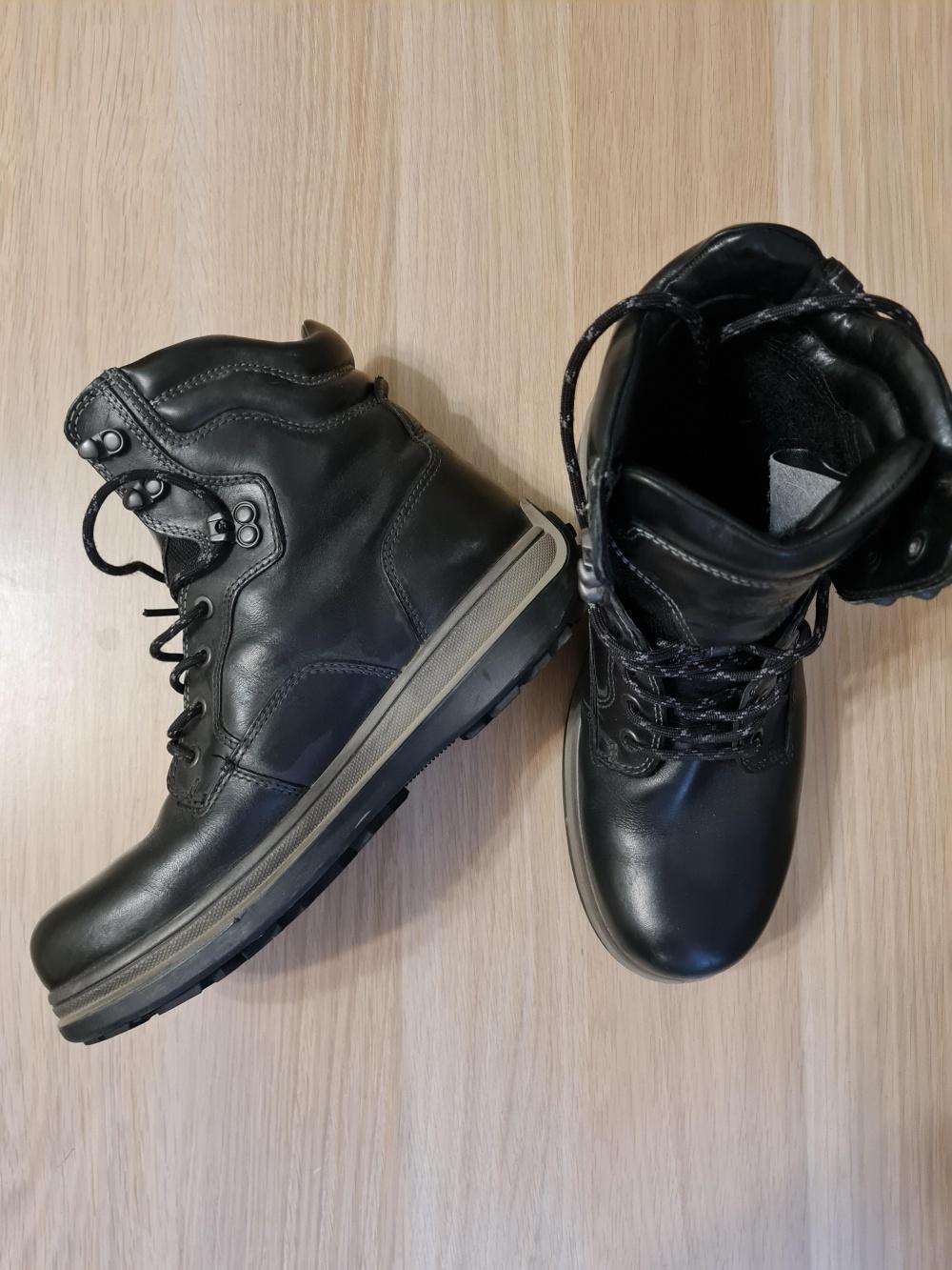 Ботинки зимние Ecco, размер 41