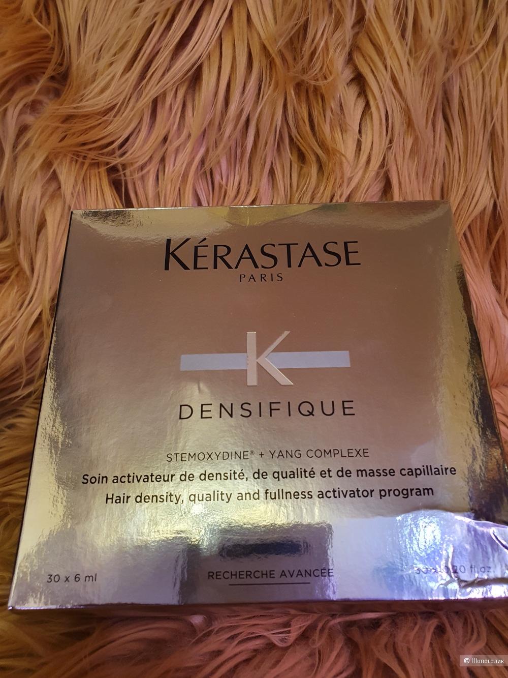 ДЕНСИФИК Ампулы активатор густоты и плотности волос, 30*6мл