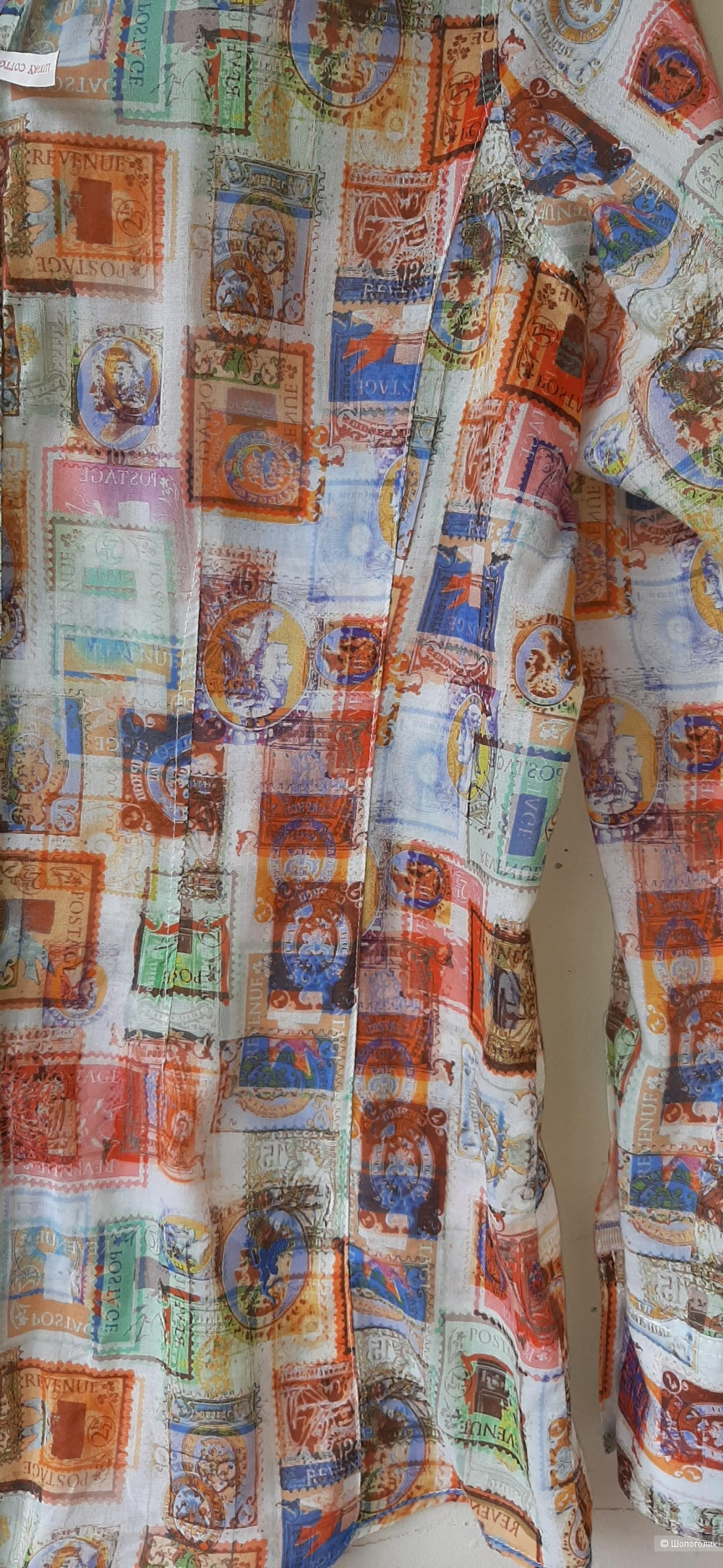 Блуза Emily van den Bergh, eur.42 на 46-48