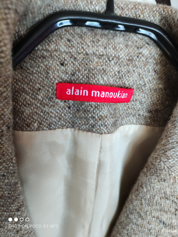 Жакет  Alain Manoukian 44-46rus