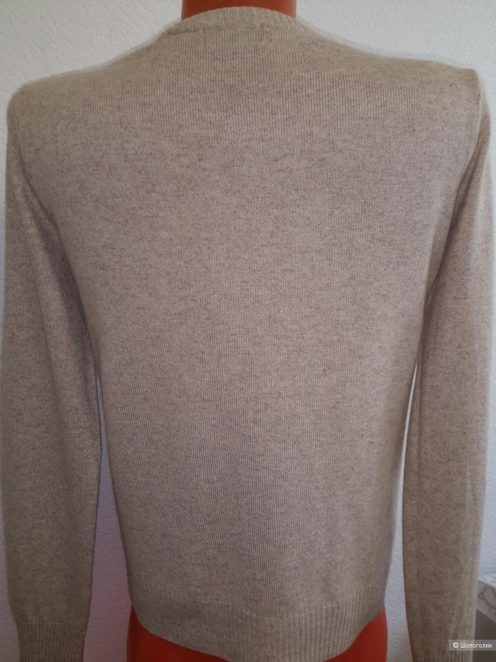 Кардиган из шёлка и кашемира  Liz Claiborne, размер  М  (42/44/46)