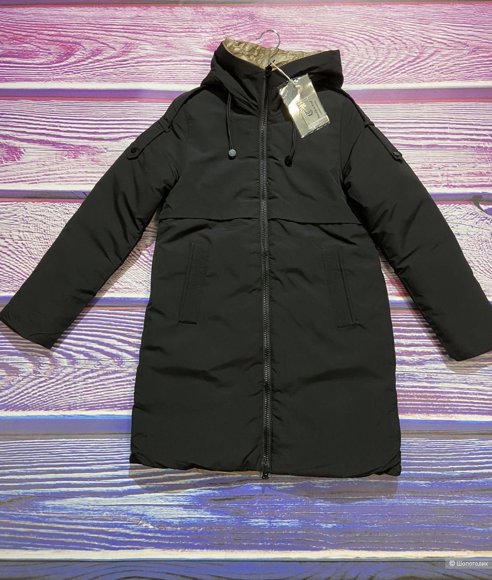 Женская куртка р.42-44, зима
