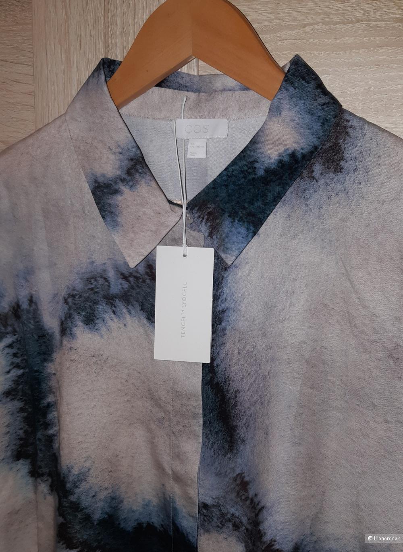 Платье-рубашка cos, размер l