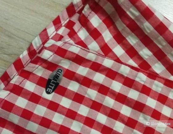 Рубашка женская adidas climalite nano-tex, 20 UK, 50-52-54 рус