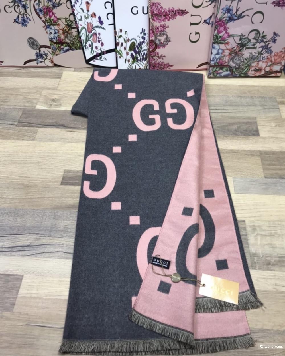 Палантин шарф Gucci,180/70