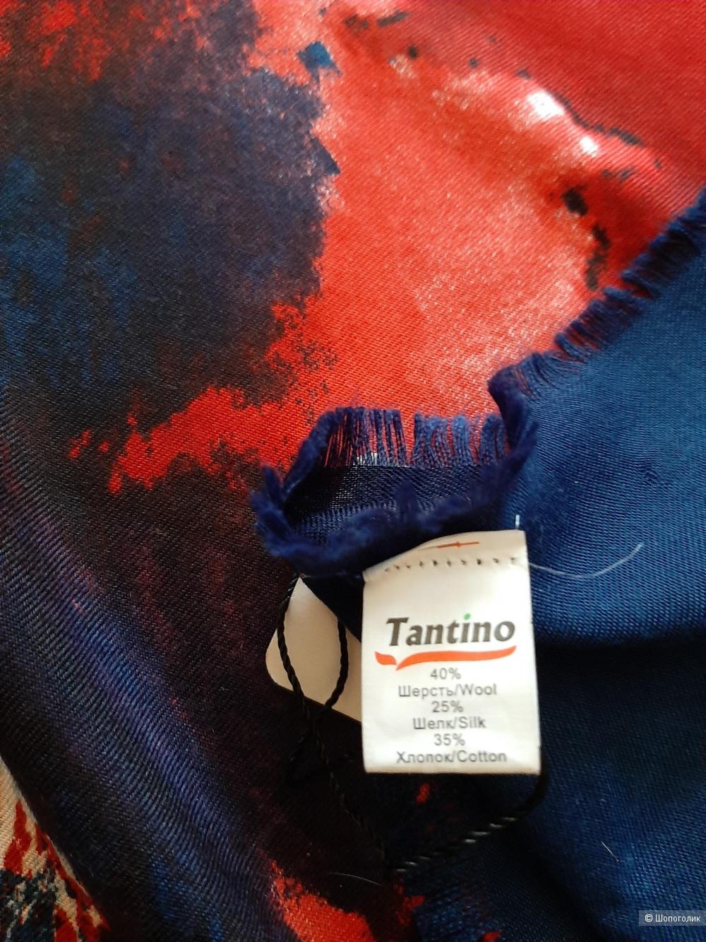 Шарф платок Tantino р.130х130