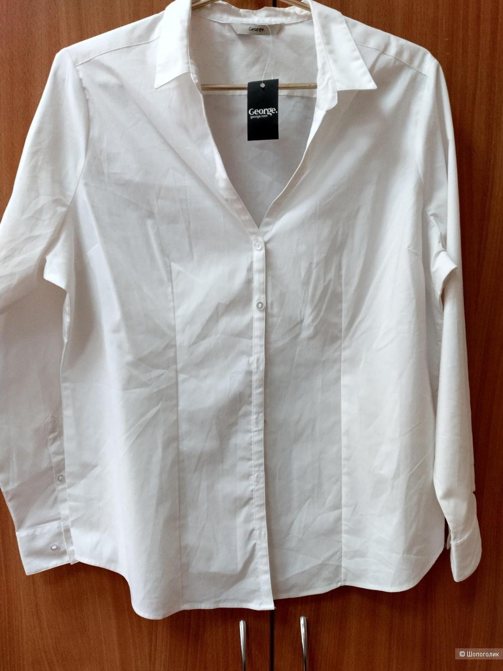 Рубашка, блузка George 50-52