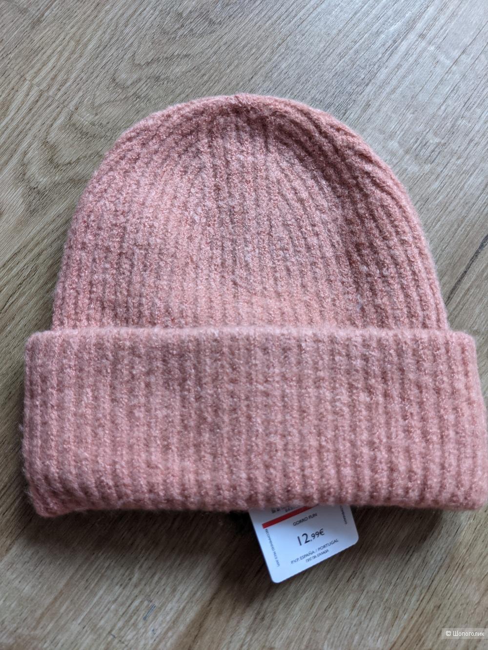 Комплект шапка и шарф mango one size